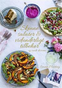 Skønne salater & vidunderligt tilbehør