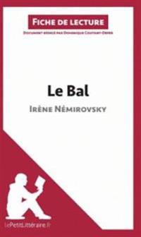 Le bal d'Irene Nemirovsky