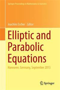 Elliptic and Parabolic Equations