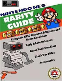 Nintendo (Nes) Rarity Guide