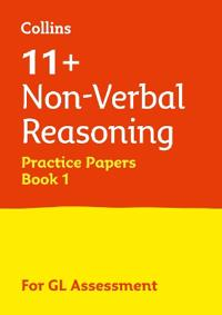 Letts 11+ Success -- 11+ Non-Verbal Reasoning Practice Test Papers - Multiple-Choice: For the Gl Assessment Tests