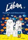 Lilla Spöket Labans pysselbok : Pysselbok med klistermärken