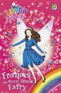 Rainbow magic: frances the royal family fairy - special