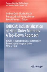 Idihom - Industrialization of High-order Methods
