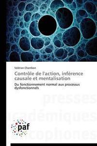 Controle de L'Action, Inference Causale Et Mentalisation