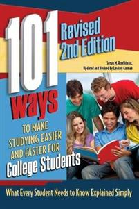 101 Ways to Make Studying Easier & Faster for College Students