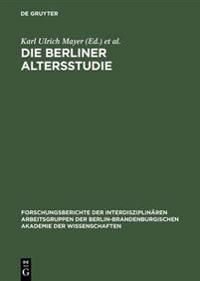 Die Berliner Altersstudie