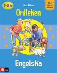 Ordleken, engelska