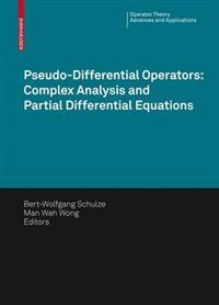 Pseudo-Differential Operators