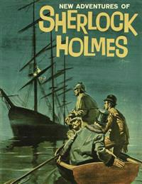 New Adventures of Sherlock Holmes: (dell Comic Reprint)
