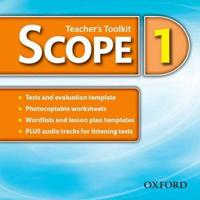 Scope: level 1: teachers toolkit