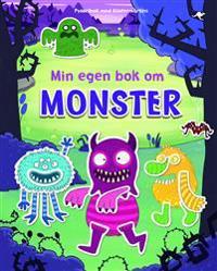 Min egen bok om monster