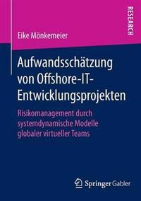 Aufwandsschätzung Von Offshore-it-entwicklungsprojekten