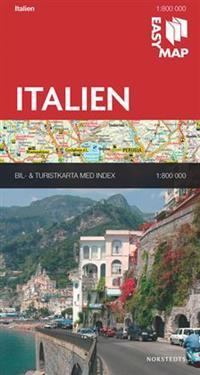 Italien EasyMap : 1:800000