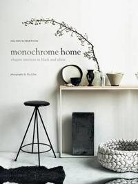 Monochrome Home - Elegant Interiors in Black and White