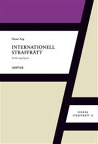 Internationell straffrätt