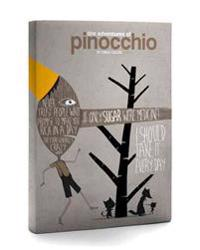 The Adventures of Pinocchio Journal