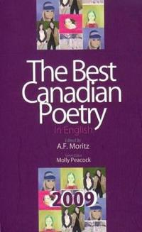 The Best Canadian Poetry in English 2009