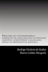 Principio Do Contraditorio E Formacao Da Coisa Julgada No Processo Coletivo: Comentarios a Legislacao Atual E as Propostas de Mudanca