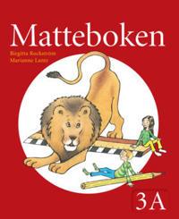 Matteboken Grundbok 3A ny upplaga