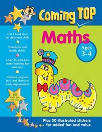 Maths, Ages 3-4
