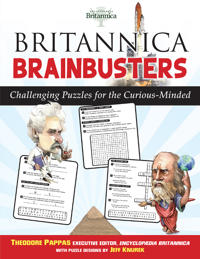 Britannica Brainbusters: Challenging Puzzles for the Curious-Minded