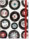 Vintage Vinyl Journal (Diary, Notebook)