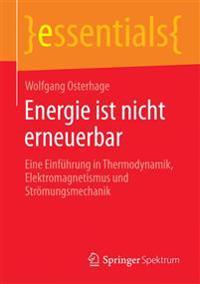 Energie Ist Nicht Erneuerbar