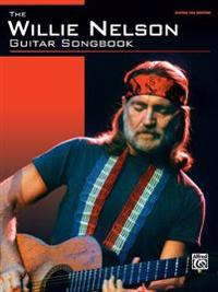 The Willie Nelson Guitar Songbook: Guitar Tab Edition