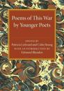 Poems of this War by Younger Poets