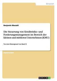 Die Steuerung Von Kreditrisiko- Und Forderungsmanagement Im Bereich Der Kleinen Und Mittleren Unternehmen (Kmu)
