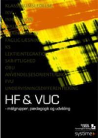 HF & VUC - målgrupper, pædagogik og udvikling