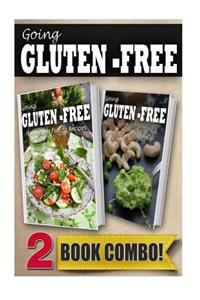 Gluten-Free Intermittent Fasting Recipes and Gluten-Free Raw Food Recipes: 2 Book Combo