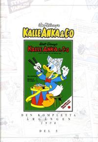 Kalle Anka & Co. Den kompletta årgången 1970. D.5