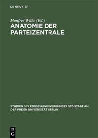 Anatomie Der Parteizentrale
