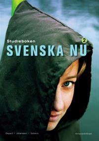 Svenska nu 2 Studiebok