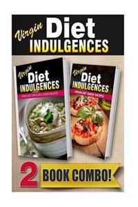Virgin Diet Pressure Cooker Recipes and Virgin Diet Greek Recipes: 2 Book Combo