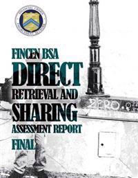 Fincen BSA Direct Retrieval and Sharing Assessment Report