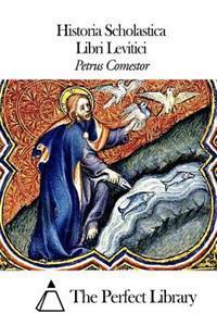 Historia Scholastica - Libri Levitici