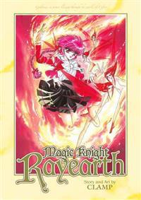 Magic Knight Rayearth Omnibus 1