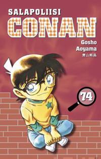 Salapoliisi Conan 74