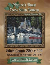 Nature's Finest Cross Stitch Pattern: Design Number 98