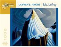 Lawren S. Harris Mt. Lefroy 1,000-piece Jigsaw Puzzle