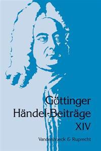Gottinger Handel-beitrage, Band 14