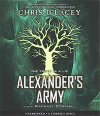 Alexander's Army (Ufiles #2)