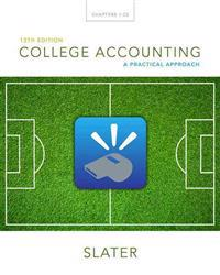 College Accounting: A Practical Approach Plus Myaccountinglab with Pearson Etext -- Access Card Package