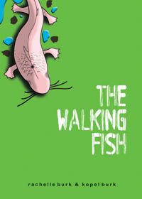 The Walking Fish - Kopel Burk - böcker (9780990782940)     Bokhandel