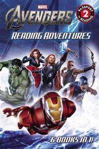Marvel's the Avengers Reading Adventures