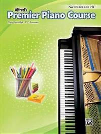Premier Piano Course -- Notespeller: Level 2b