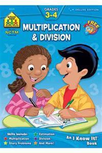 Multiplication & Division Grades 3-4